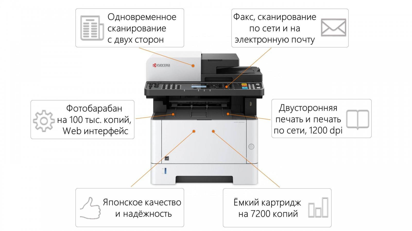 Схема принтера kyocera